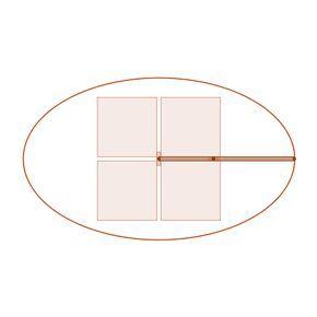 ¿Quieres dibujar una elipse? Aquí tienes cuatro métodos.