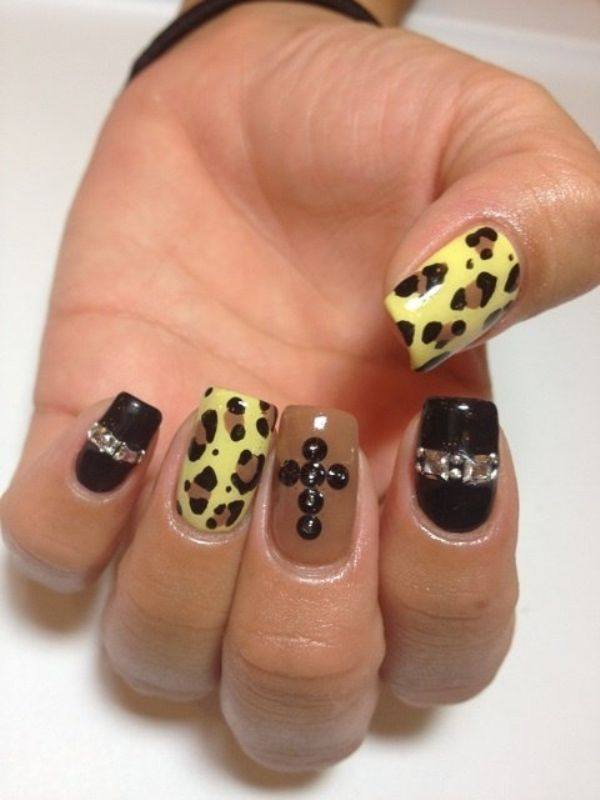 124 best Fall 2013nail art images on Pinterest | Autumn nails, Cute ...