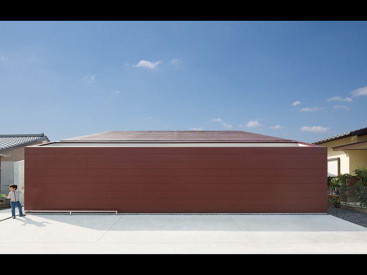 中間の住宅 | 松山建築設計室 | 医院・クリニック・病院の設計、産科婦人科の設計、住宅の設計