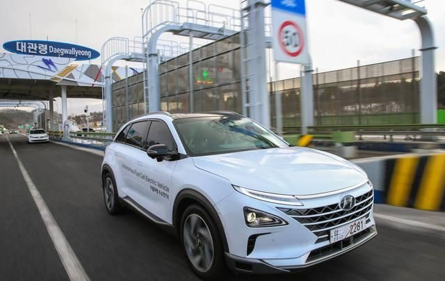 #green Hyundai's Next-Generation Fuel Cell Vehicle NEXO Boasts World's Best Driving Range What's new on Lulop.com http://ift.tt/2Fft94s