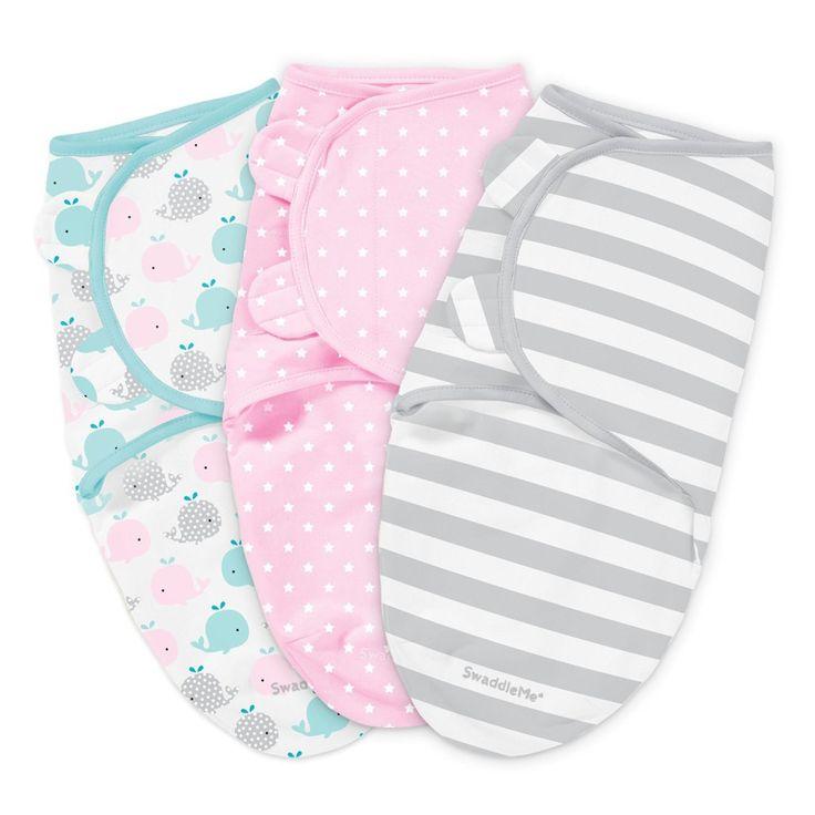#AmazonCA #AmazonCanada: 3 Pack Summer Infant SwaddleMe Blankets 40% off http://www.lavahotdeals.com/ca/cheap/3-pack-summer-infant-swaddleme-blankets-40/71354