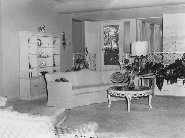 12 Best Images About 1950s Living Rooms On Pinterest