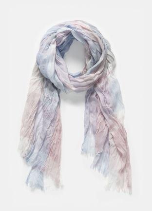 Многоцветный шарф 699