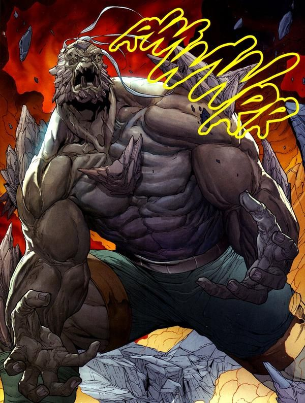 doomsday vs hulk | Not caring who he killed Doomsday immediately ran for the closest, who ...