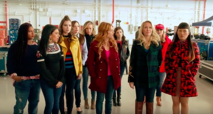 Pitch Perfect 3 Riff Off