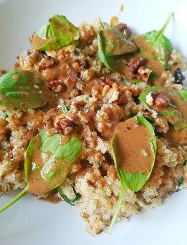 Bowl de quinoa