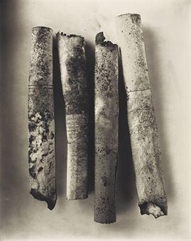 Irving Penn Cigarette No. 86, New York, 1972