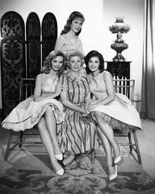 Petticoat Junction... omg... long time no see, I used to sing the theme song when I was super little... lol =)