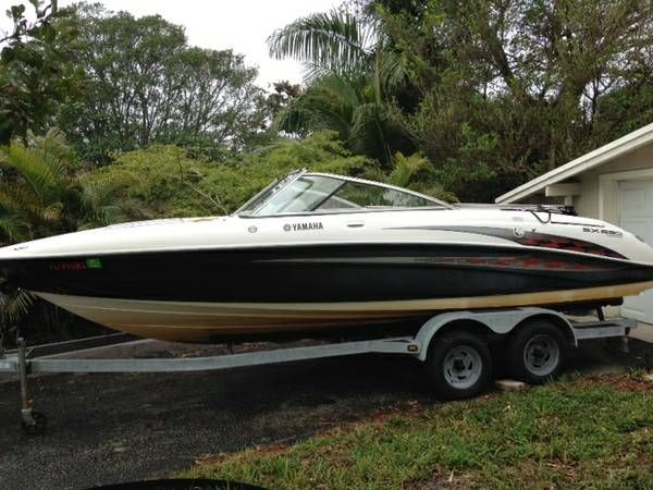 Twin 4 Stroke 160hp Engine Yamaha Jet Boat Engines Have
