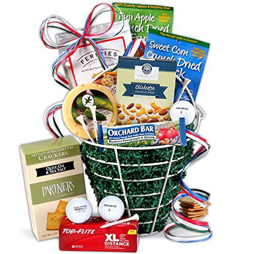 25 unique charcuterie gift basket ideas on pinterest hitting the range golf gift basket negle Choice Image