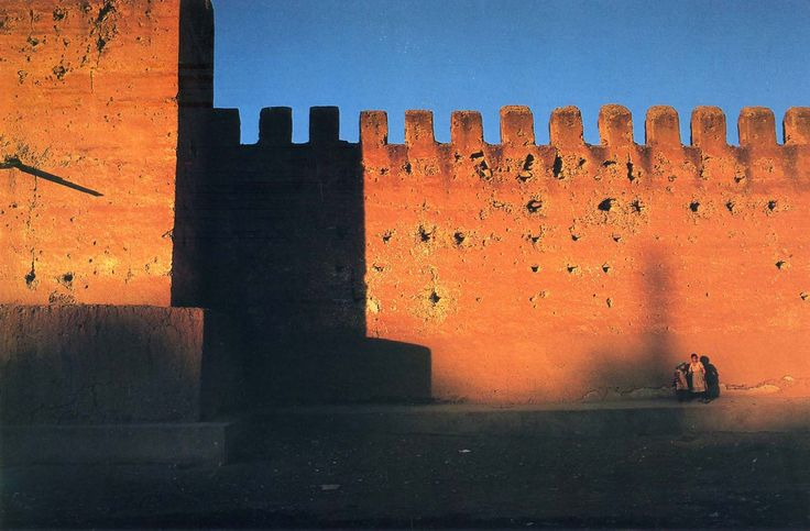 Harry Callahan | Morocco, 1981.