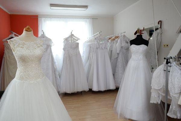 Svatební salon Brno a Židlochovice ,půjčovny svatebních šatů