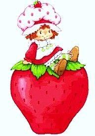 Strawberry shortcake.  70's.