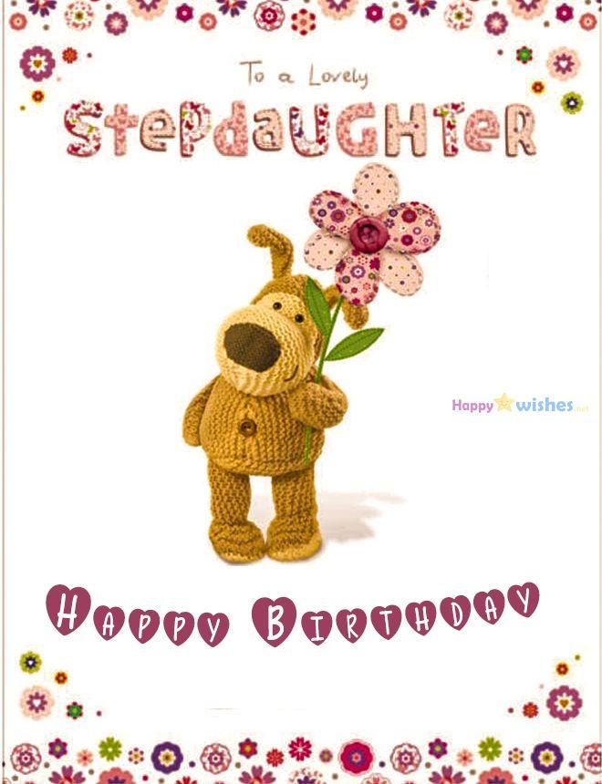 Happy Birthday To My Stepdaughter Birthday Quotes For Daughter Daughter Quotes Happy Birthday Step Daughter