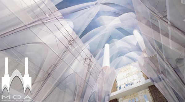 MOA, Museum Of Architecture by Seeding office, via Behance