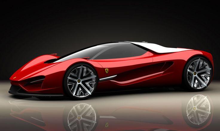 Ferrari Xezri Concept Car