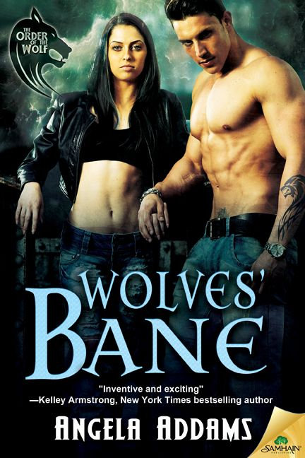 Wolves' Bane by Angela Addams: Blog Tour Schedule January 2014