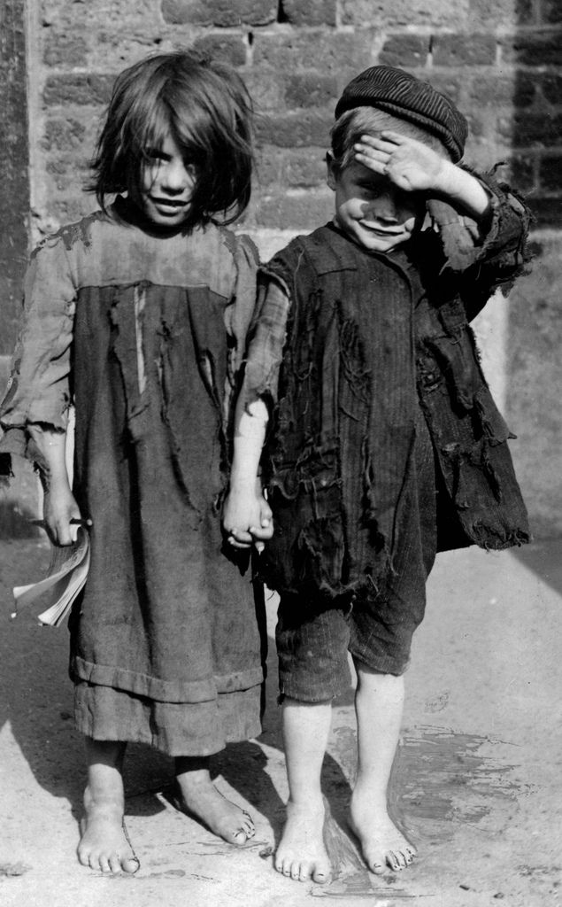 poor victorian children - Google Search