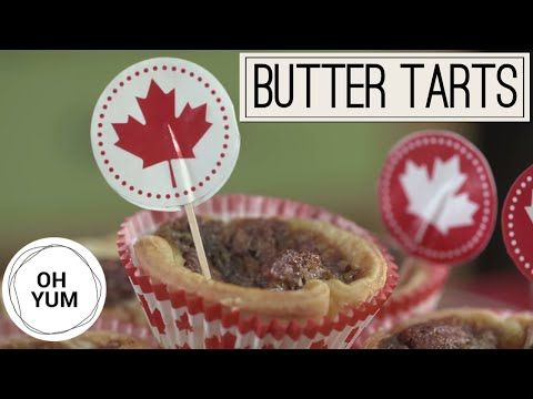 Anna Olson's Butter Tarts Are the Ultimate Canada Day Treat