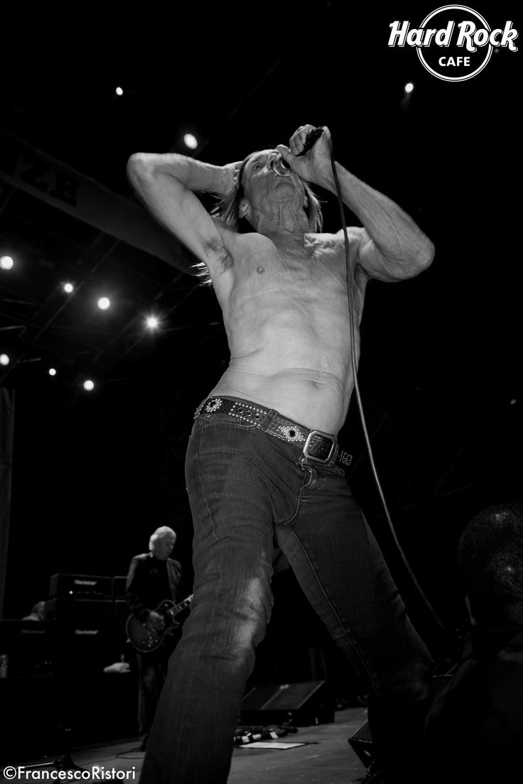 #Iggy !!! #iggypop #hardrockcafe #hardrockcafeflorence #hardrock #florence #firenze #music #live #concert #hrc #hrcfirenze #hrcflorence #hardrockcafefirenze