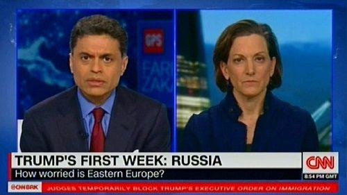 CNN: Восточная Европа вздрогнула в ожидании «новой Ялты»