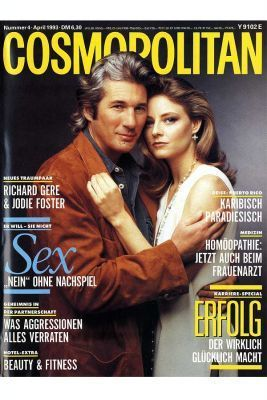 Jodie and Richard Gere