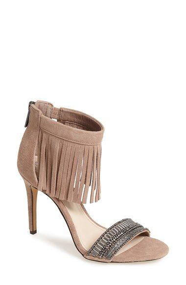 Vince Camuto 'Trumen' Fringe Sandal (Women) available at #Nordstrom