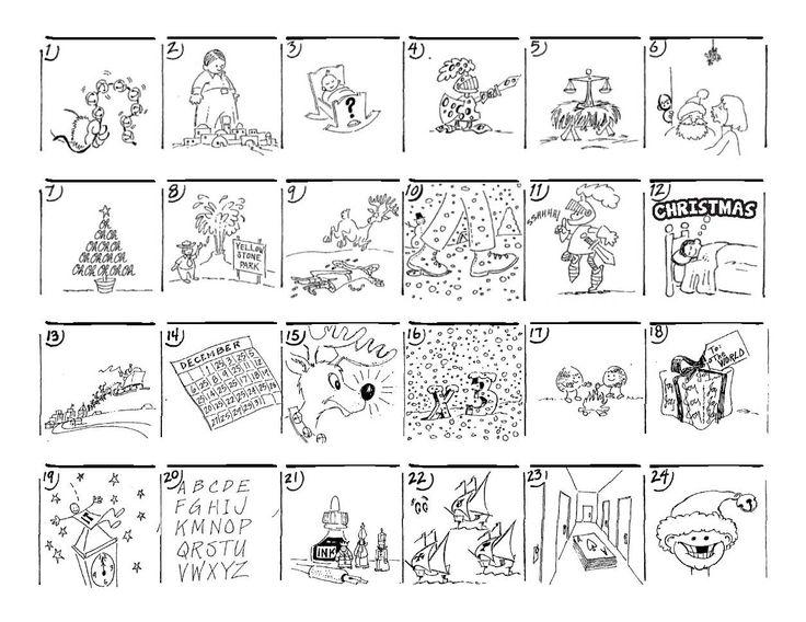 Christmas Carol Printable: 1000+ Ideas About Brain Teasers For Kids On Pinterest