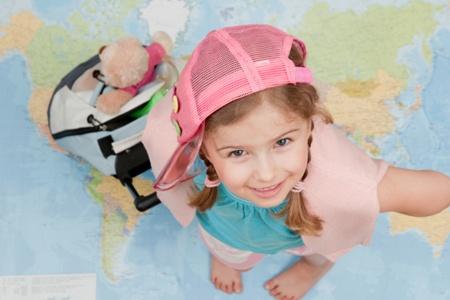 Itens básicos pra levar em viagens com crianças