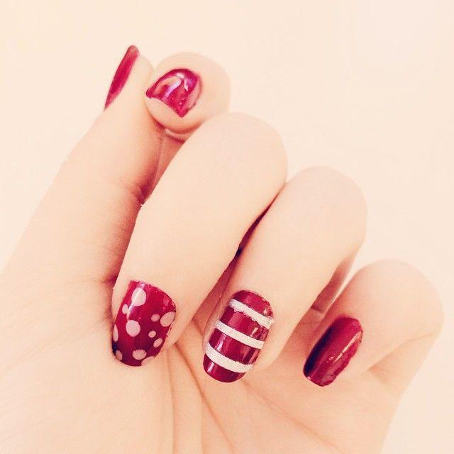 25+ Best Ideas About Burgundy Nail Polish On Pinterest