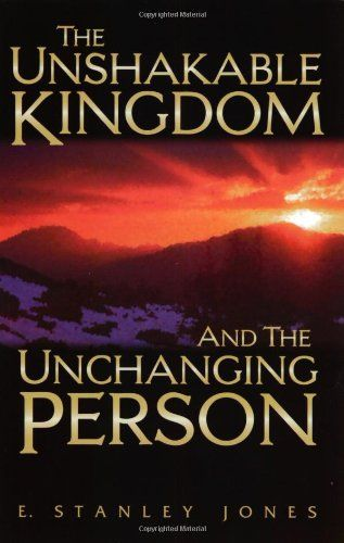 Dr. Jones shows us how to claim our spiritual heritage and the abundant life promised us by embracing the Kingdom and the Person of Jesus. He suggests how experience with God and his Kingdom should be taught and shared in the life of the individual, in the life of the church and in the nations of the world.