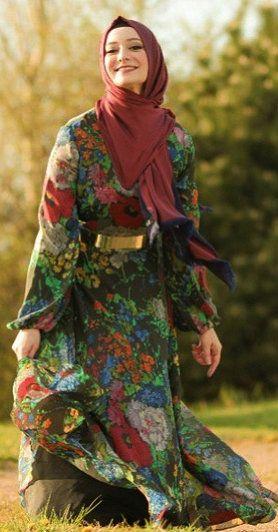 Pic. Source: @seymatje | #Hijab ❤ hijab style