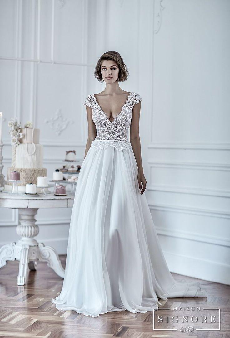 Mejores 202 imágenes de vestidos de novia en Pinterest | Amaneceres ...