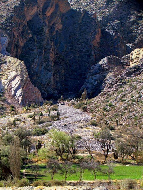 Quebrada de Humahuaca Jujuy