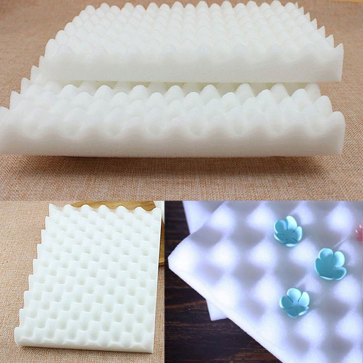 2pcs foam dry pads drying sponge mats cake fondant sugar