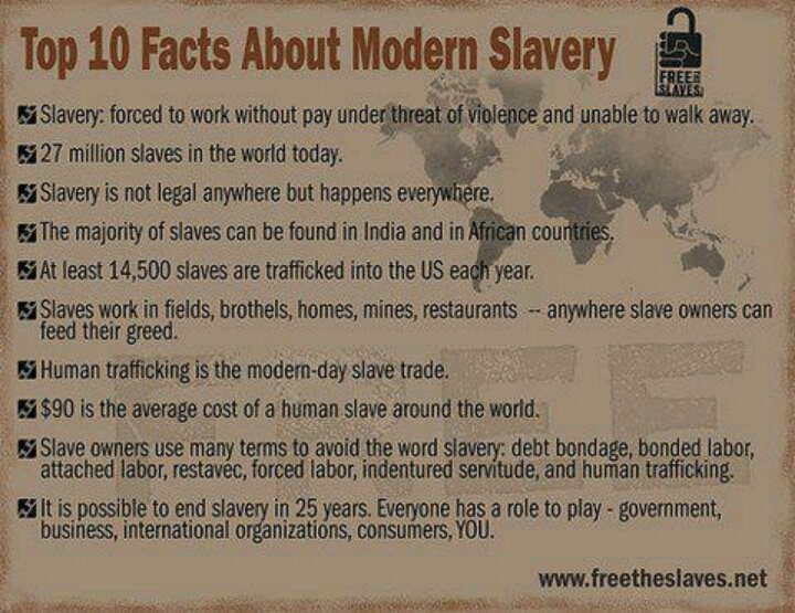 Image result for human trafficking and slavery reparations