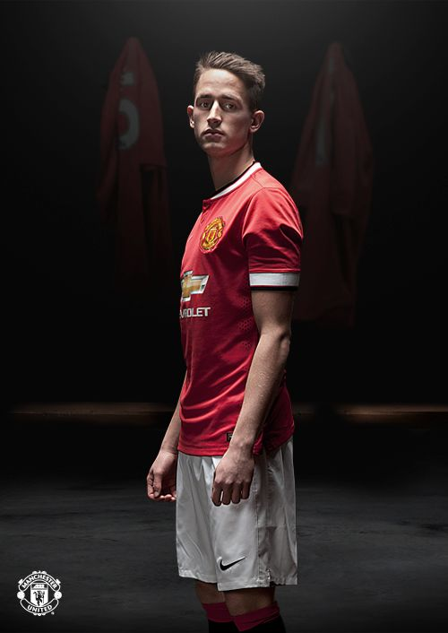 Adnan Januzaj! today is Manchester United kit day! are you in your reds today!