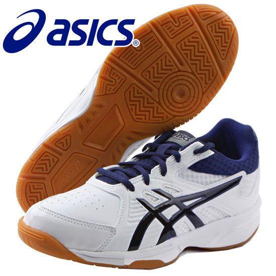 4af75019133 ASICS COURT BREAK Unisex Badminton Shoes Indoor Shoes White Racquet ...