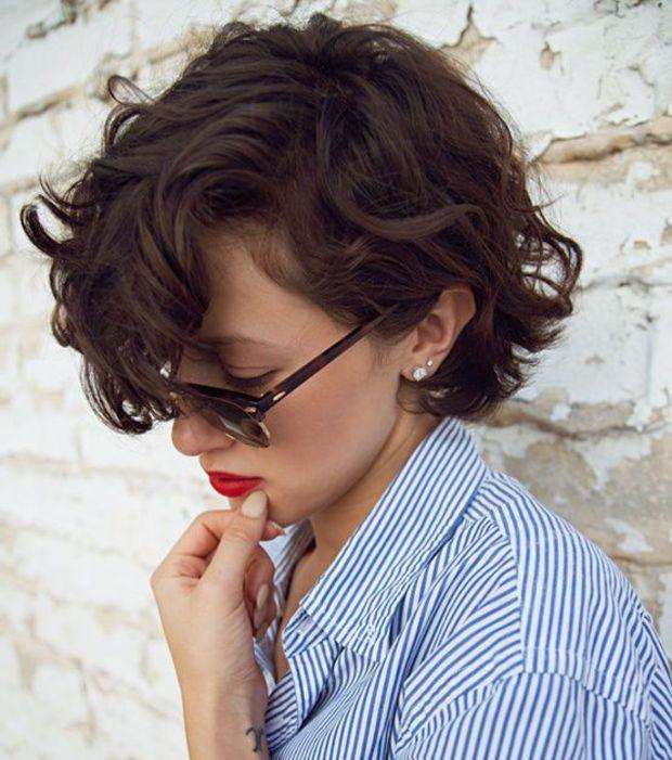 Célèbre Plus de 25 idées uniques dans la catégorie Cheveux fins bouclés  ZJ01