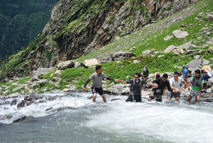 Hampta Pass Trek>>If there is one land in the world where trekkers can look forward to during all seasons for a fulfilling trekking experience, it has to be the Indian sub-continent. Thanks to the mighty Himalayas towering on the northern sides, India is thronged with places to head to for trekking enthusiasts. #Trekking #HamptaPassTrek #Treks #HimachalPradesh