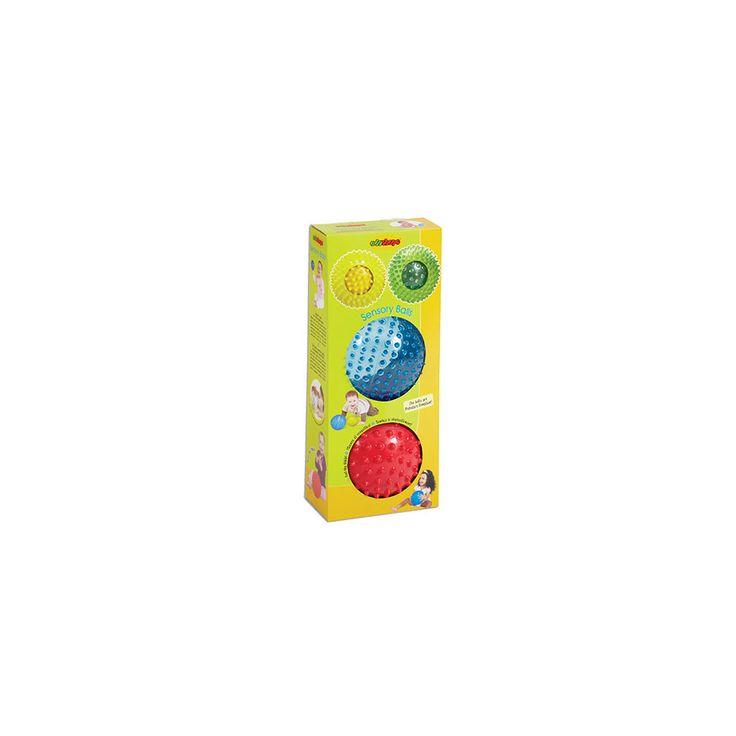 Edushape-Sensory Ball Mega Pack