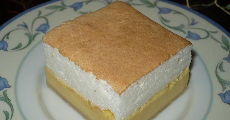 Myslím, že toto je pomerne známy koláč, recept nájdete v rôznych obmenách po celom internete ... moja mamina si priniesla tento recept z p...