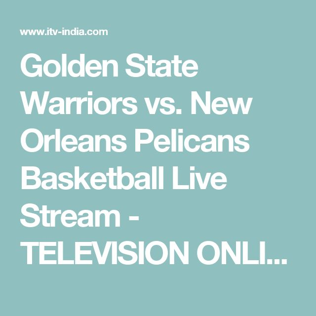 Warriors Live Stream Free Hd: 1000+ Ideas About Television Online On Pinterest