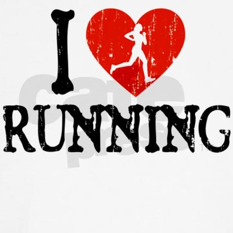 I used to hate running when I was in the Air Force because they forced us to do it. Now I love it because I CHOOSE to do it!
