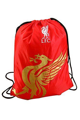 Official Liverpool FC Gym Bag Sack FP