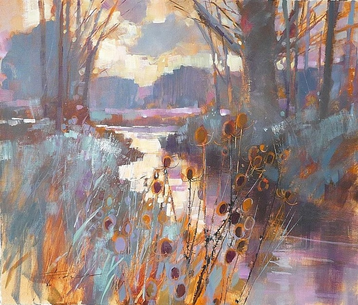 Chris Forsey. The Pierrepoint Gallery - Art Gallery in West Dorset, England