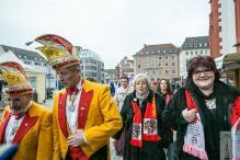 Inthronisierrung des Prinzenpaars (Rathaus, Würzburg am 09.01.2016) - Radio Gong Fotogalerie