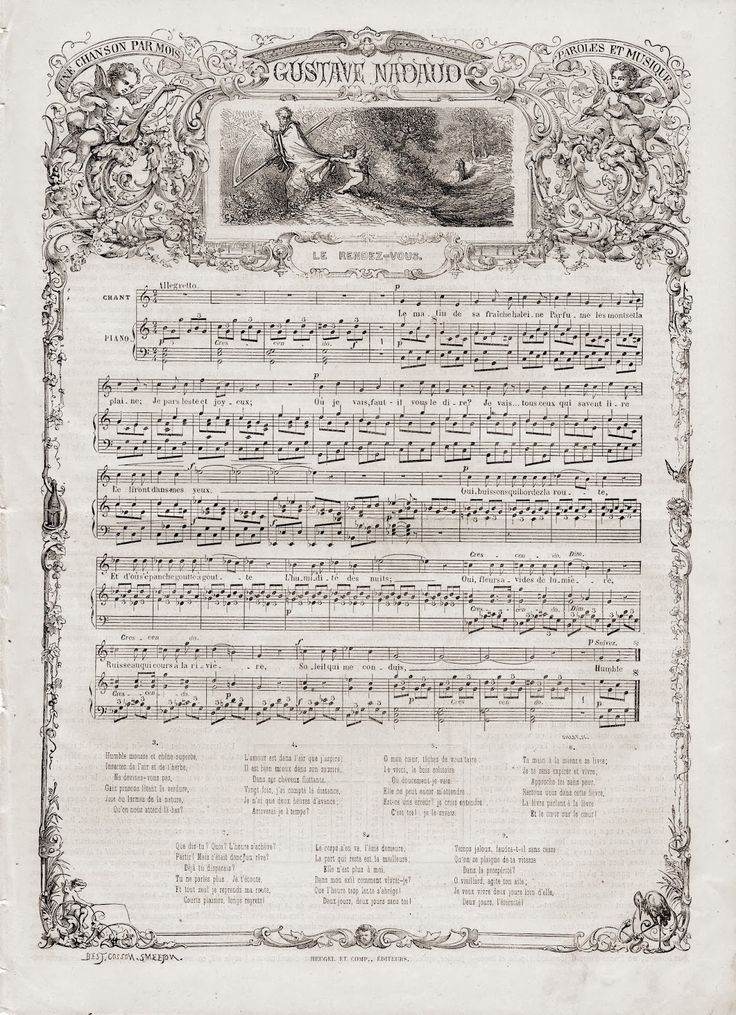 Sisters' Warehouse: L'Illustration, Journal Universel - Antiche Pagine, Spartiti Musicali - Old Pages, Music Sheets