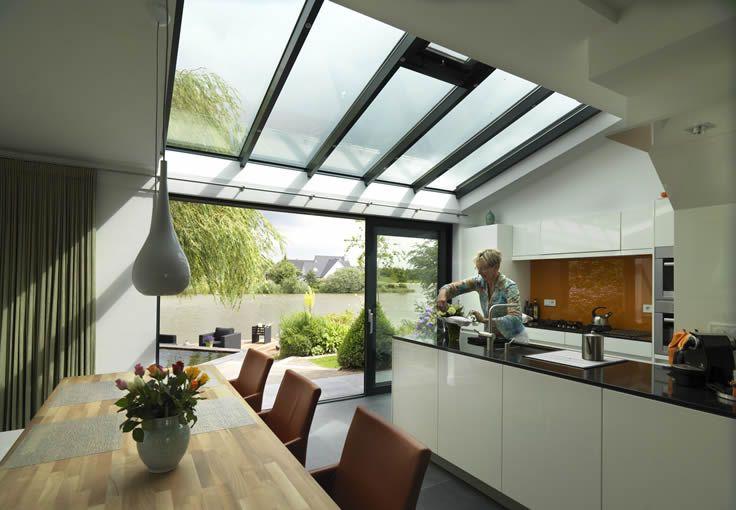20 beste idee n over glazen koepels op pinterest klok potten cloche decor en gesneden papier - Verriere dak ...