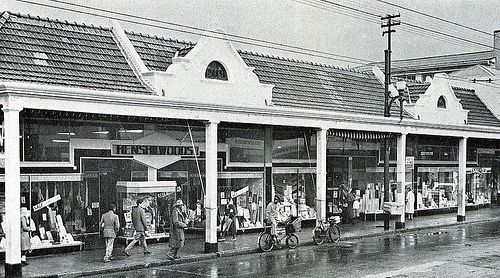 Henshilwoods, Claremont - 1963